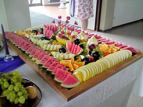 ideias servir fruta casamento 4