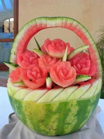 ideias servir fruta casamento 9