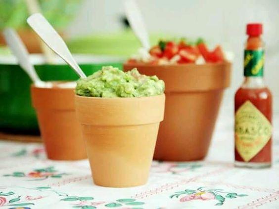 ideias servir guacamole 2