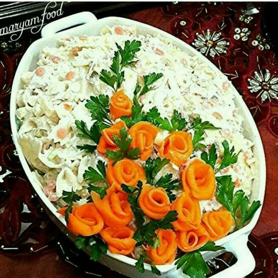 ideias servir salada russa maionese 14