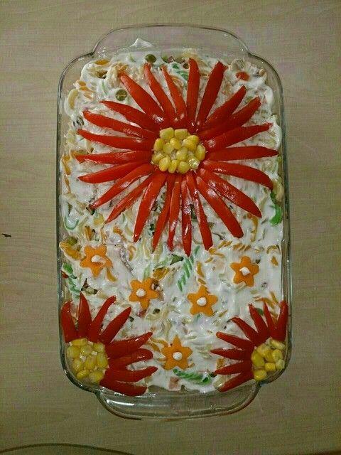 ideias servir salada russa maionese 4
