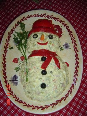 ideias servir salada russa maionese 6