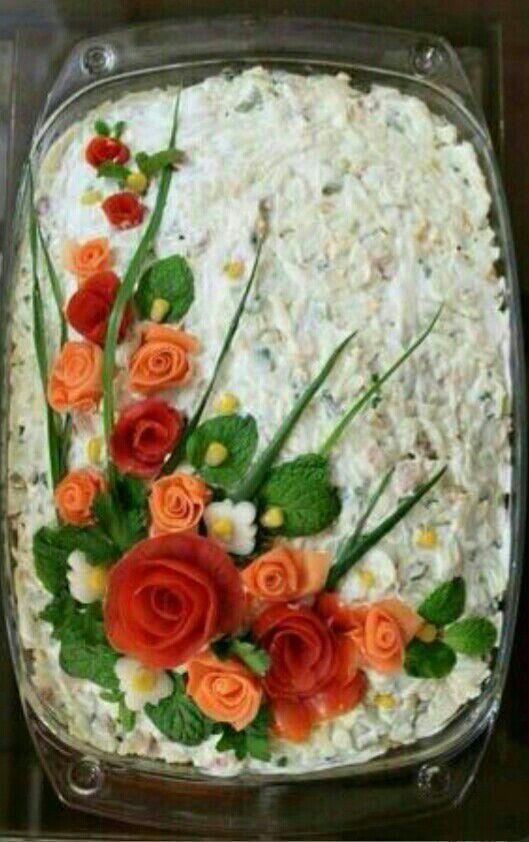 ideias servir salada russa maionese 7