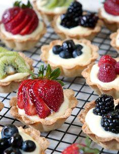 ideias servir tortinhas festas 4