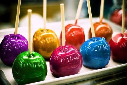 maças do amor coloridas 1