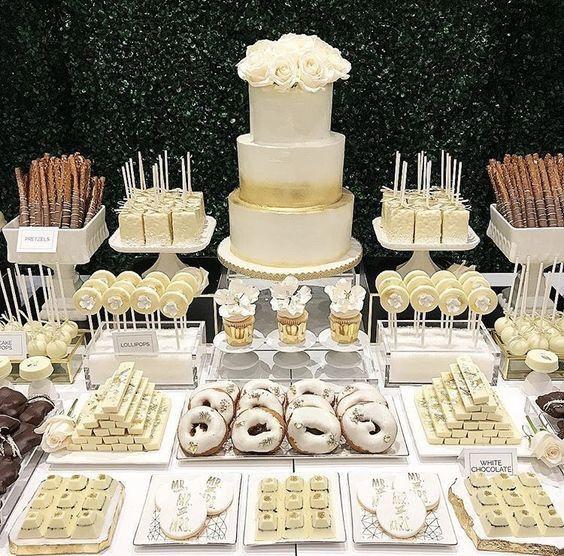 montar mesa doces adulto casamento 1