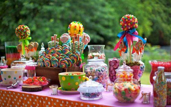 montar mesa doces crianca dicas