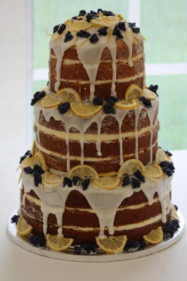 naked cakes