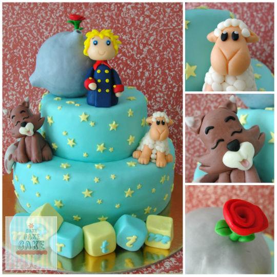 pequeno principe bolos
