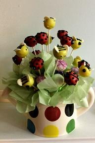 pop cakes joaninha