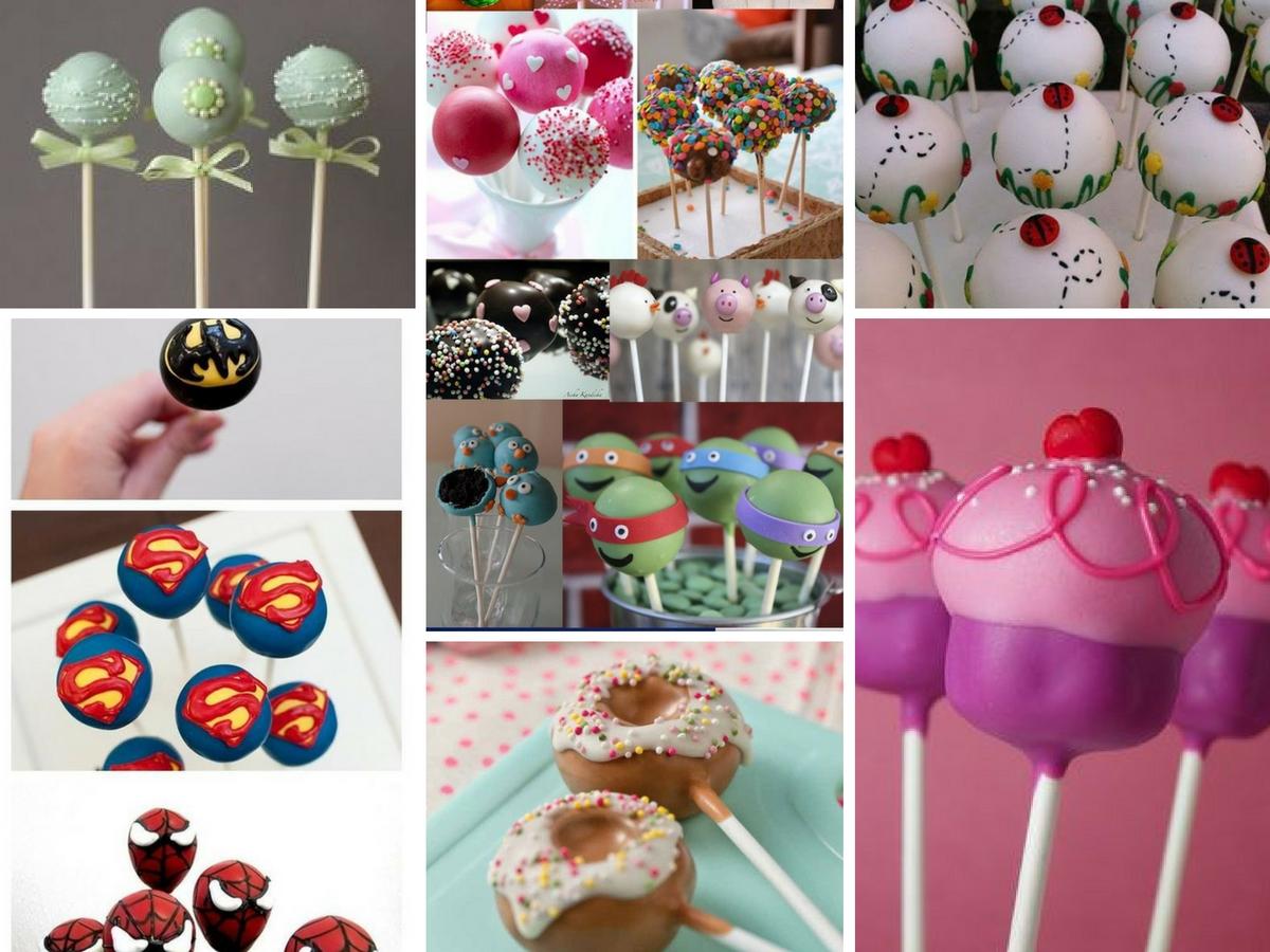 10 Ideias Giras de Popcakes