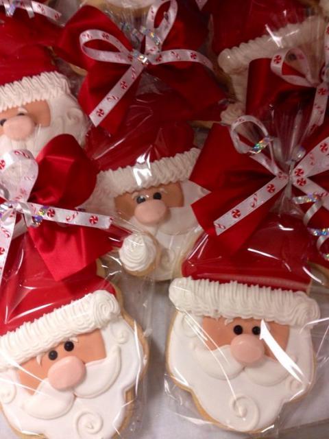 presentes natal comestivel bolacha decorada