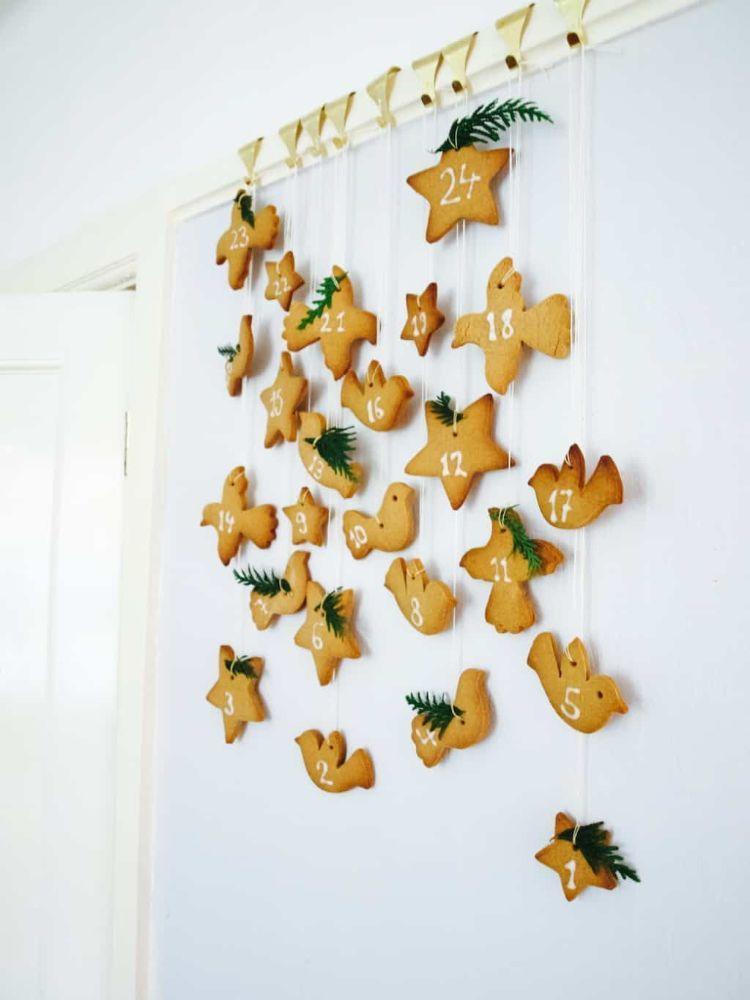 receita biscoitos natal advento