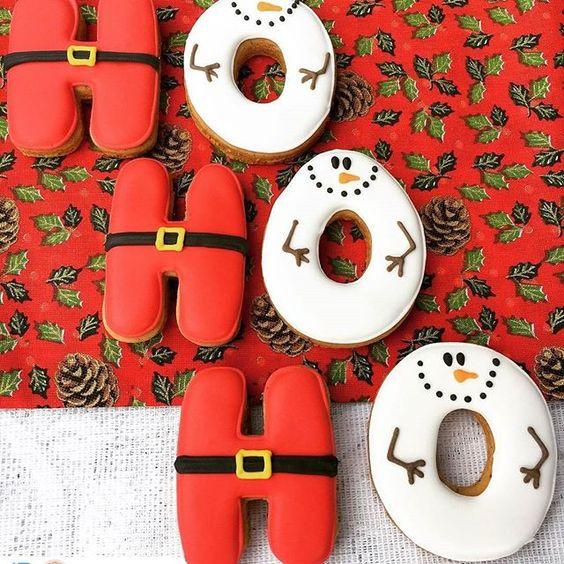 receita biscoitos natal criativas