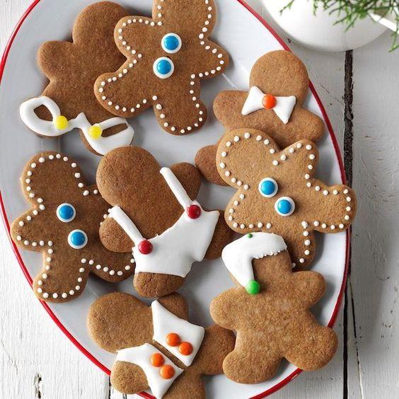 receita biscoitos natal ideias
