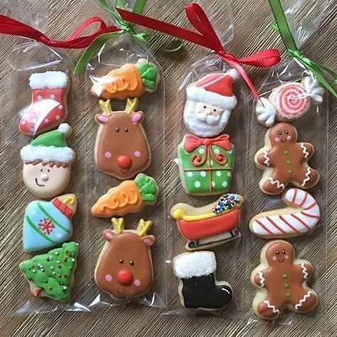 receita biscoitos natal presente
