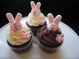 receita de cupcakes pascoa