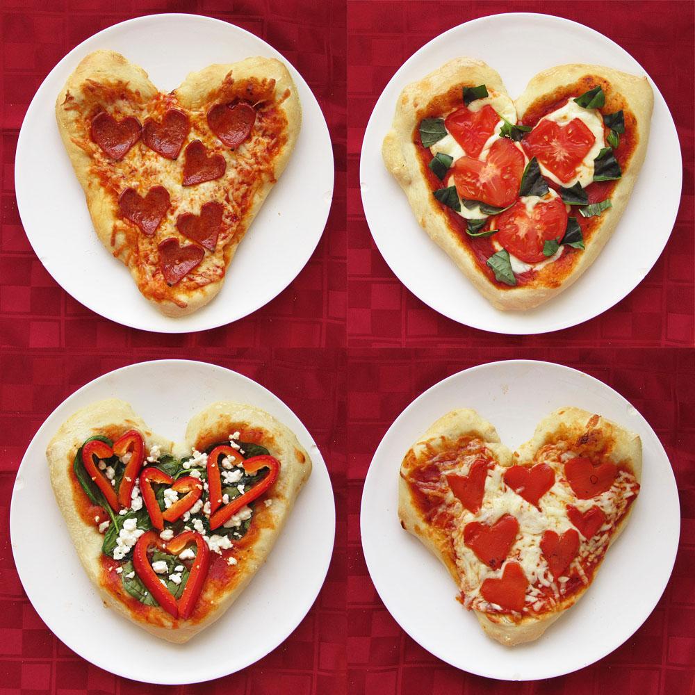 Receita de Mini Pizzas Rápida