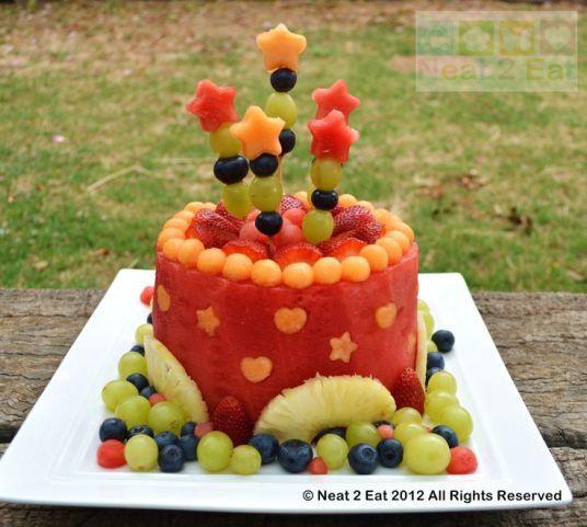 servir fruta casamento 4