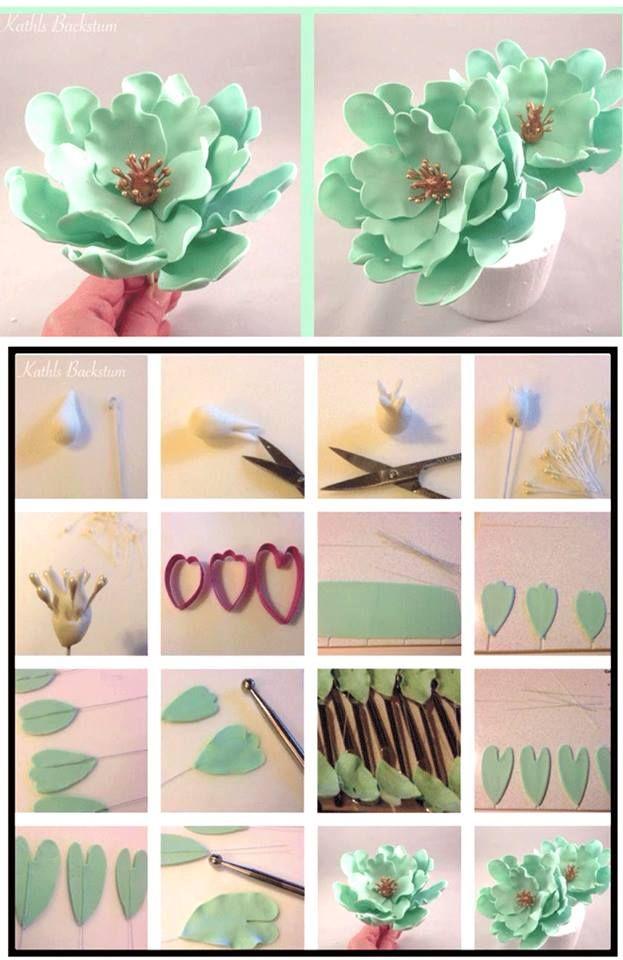 tutorial flor acucar 6